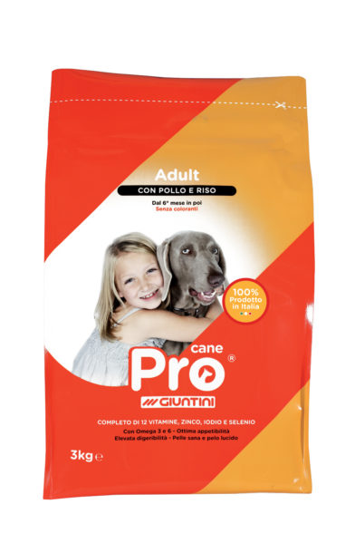 Pro cane dog food chicken