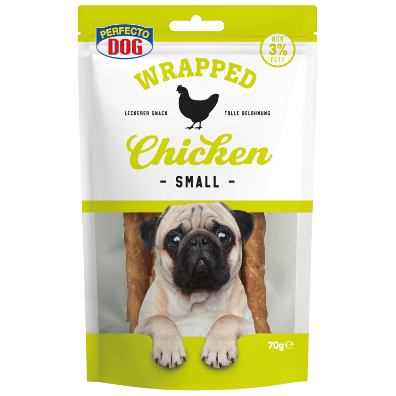 Perfecto dog chicken sticks small