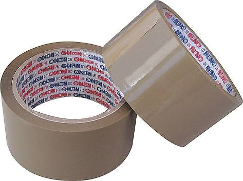 RENO MASKING TAPE BROWN 50X50