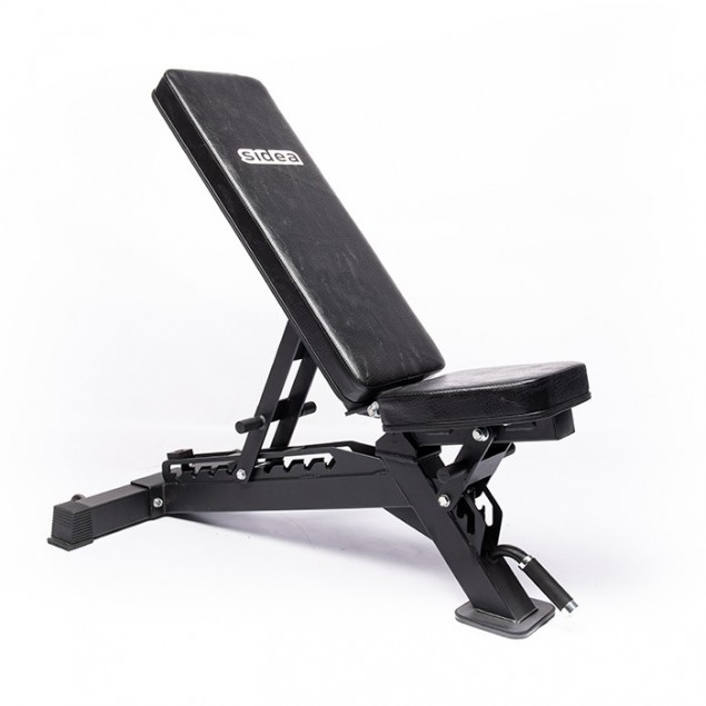 Adjustable Professional Bench with wheels