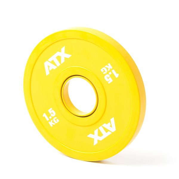 ATX Fractional Grip Plate 1.5 Kg - 50mm (Single)