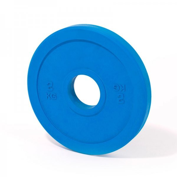 Fractional Rubber Plate 2 Kg - 50mm (Single)