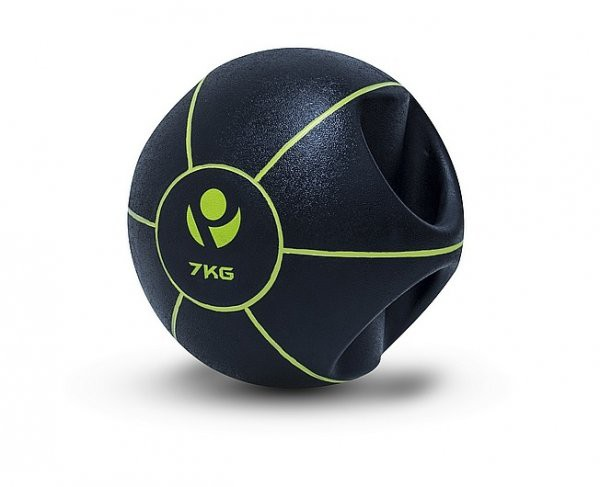 Physical Double Grip Medicine Ball - 7Kg